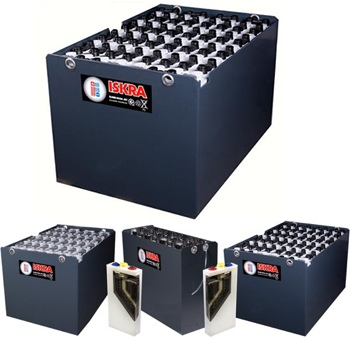 Аккумулятор Elhim 40V PzS210Ah (2х20 pzs210)