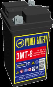 Аккумулятор 3МТ-8