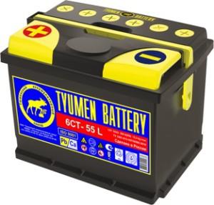 Аккумулятор 6СТ-55 АПЗ