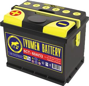 Аккумулятор 6СТ-60 АПЗ