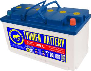 Аккумулятор 6СТ-100 АПЗ