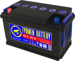 Аккумулятор 6СТ-90 АПЗ