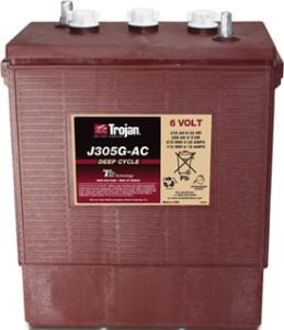 Аккумулятор Trojan J-305G