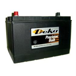 Аккумуляторная батарея DEKA GS 25 6V 235Ah