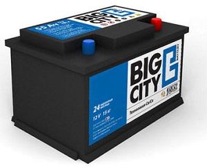 Аккумулятор BigCity 6СТ-100AПЗ