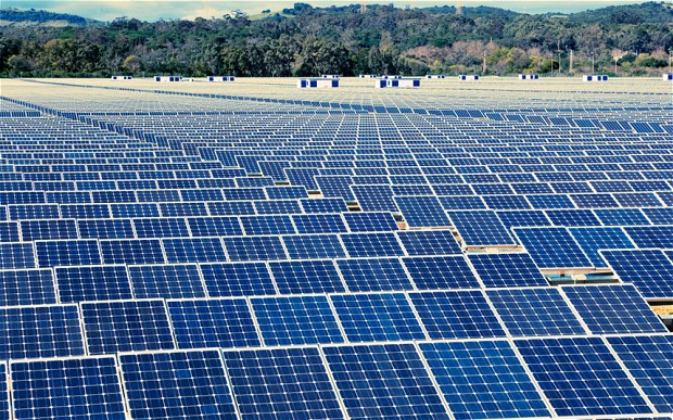 renewable energy solar thermal energy